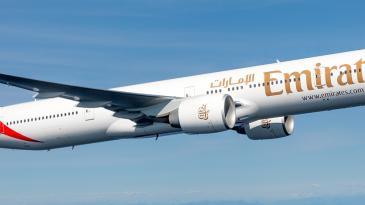 Emirates Bali - Dubai