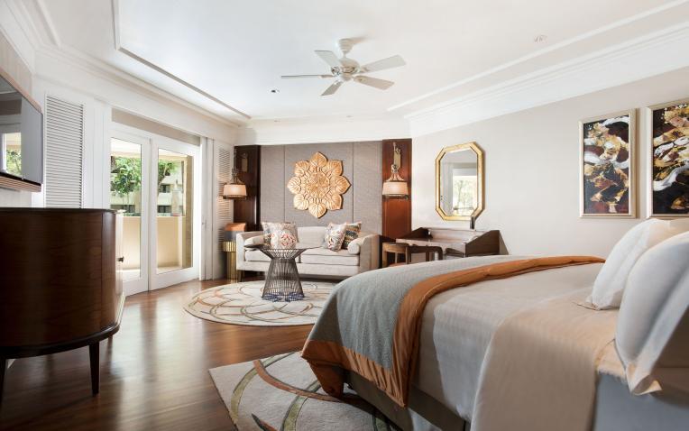 New Singaraja Room at Intercontinental Bali Resort