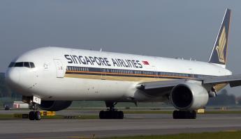 Singapore Airlines Jakarta - Sydney