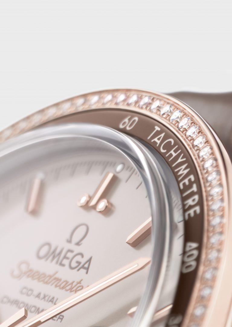Omega Speedmaster 38mm Cappuccino Price