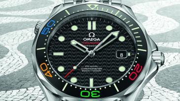 Omega Seamaster Rio 2016
