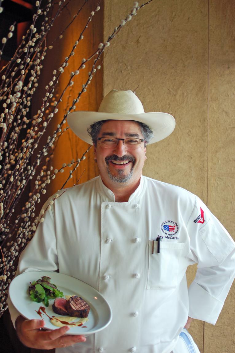 Chef Jay McCarthy