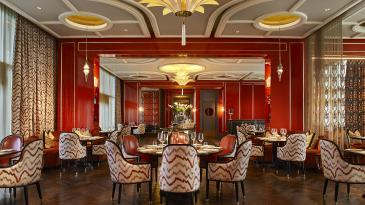 brunch at alto restaurant - four seasons hotel