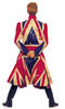 UNION JACK COAT DESIGNED BY BOWIE AND ALEXANDER MCQUEEN FOR THE EARTHLING ALBUM COVER (1997)