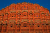 JAIPUR'S HAWA MAHAL – PALACE OF THE WINDS; PHOTO: PHILIPPE LISSAC / GODONG / CORBIS / IC