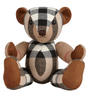 Burberry Check Cashmere Teddy Bear