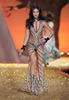 LIU WEN WALKING AT THE VICTORIA'S SECRET SHOW