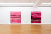 "Installation view, ""Sterling Ruby: VIVIDS"" at Gagosian Gallery Hong Kong, September 13 to October 25, 2014. © Sterling Ruby Studio. Photo by Calvin..."