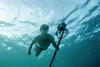 SPEAR FISHING AT NIHIWATU RESORT