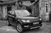 LAND ROVER RANGE ROVER SPORT HSE; PHOTO: PALANI MOHAN