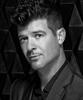 ROBIN THICKE PHOTOGRAPHED IN HONG KONG