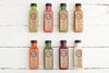 GENIE JUICERY'S PRESSED JUICE CLEANSE