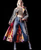 PHOTO: JOEL LOW. COAT AND SWEATER: CHANEL; JEANS AND SCARF (WORN AS BELT): GUCCI; BOOTS: LOUIS VUITTON