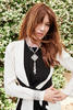 CARLA BRUNI IN BULGARI'S GIARDINI ITALIANI COLLECTION