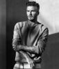 DAVID BECKHAM IN HIS LATEST DESIGNS FOR H&M