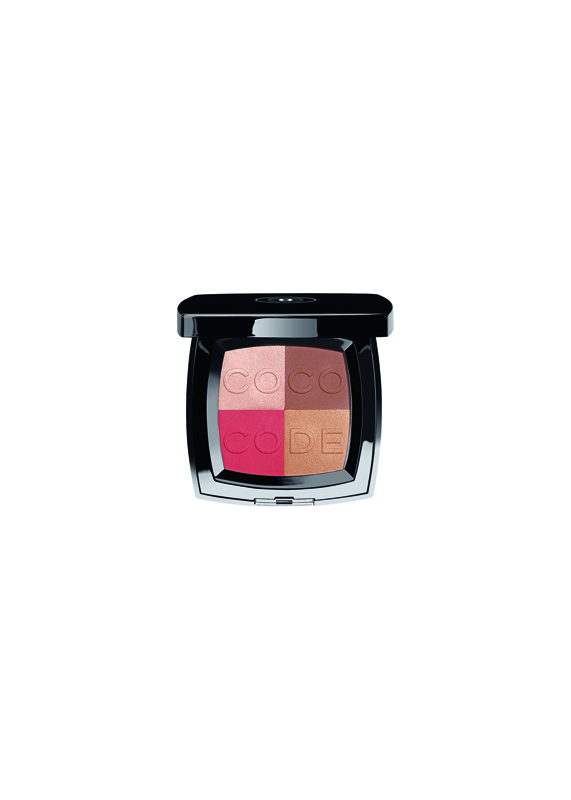 Exclusive Coco Code Blush Harmony; Photo courtesy Chanel; PrestigeOnline