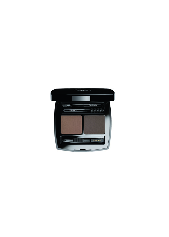 La Palette Sourcils de Chanel Brow Powder Duo; Photo courtesy Chanel; PrestigeOnline