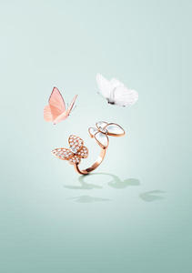 Van Cleef & Arpels Two Butterfly