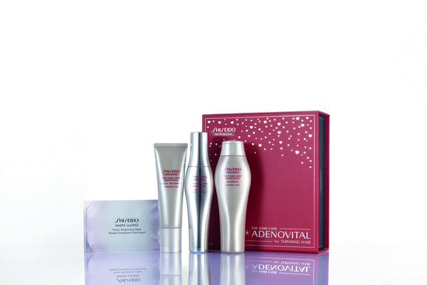 10 gift ideas for mothers day prestige online societys shiseido professional the hair care adenovital gift set thinning hair concerns do come with old age and the next best thing to a time machine to turn back negle Gallery