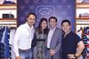 Tan Woei Wen, Erica Tan, Steven Seow and Chua See Piu