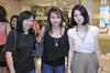 Jessica Chua, Simone Khoo and Sakiko Yamada