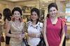 Linda Soo-Tan, Lilian Ong and Karen Ong-Tan