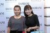 Angela Teo and Adeline Teo