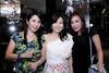 Fanty Soerando, Tan Khar Nai and Shirley Kuan