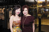 Gladys Quek and Lotus Soh