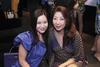 Nina Ng and Tan Li Guat