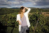 Owner of Barrymore Wines, actress Drew Barrymore
