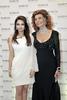 Shabnam Arashan and Sophia Loren