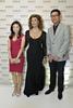 Tina Tay, Sophia Loren and Jerald Tay