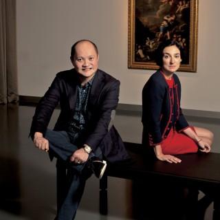 Chng Hock Huat and Merit-Verena Eisenmann