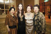 Mary Hoe-Tan, Audrey Tan, Jannie Chan and Yu-Foo Yee Shoon