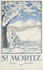Swiss travel posters, led by Plinio Colombi's 1929 poster for St Moritz which sold for £25,000