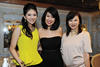 Karen Ong-Tan, Laura Lim and Violet Yeo