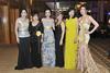 Diana Widjaja, Lotus Soh, Nina Ng, Staphnie Tang, Violet Yeo and Chiang Yu Lan
