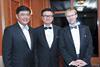 Daniel Ho, Jen Shek Wei and Bernhard Steiner
