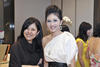 Khim Lee and Karen Ong-Tan