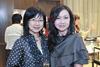 Kiyomi Suzuki and Renee Tan