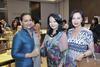 Maniza Jumabhoy, Jessie Wee and Maria See