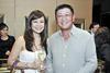 Alicia Thian and Brian Goh