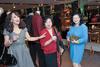 Anne Goh, Junie Lam and Lam Min Yee