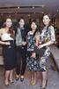 Ginny Wiluan, Tiara Shaw, Marilyn Lum and Stephanie Lee