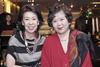 Serene Liok and Junie Lam