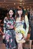 Shabnam Arashan and Sharon Heng