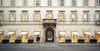 The recently opened Bottega Veneta boutique on Milan's Via Sant'Andrea