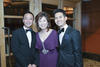 Alvin Chia, Carol Wu and Alex Ng