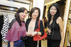 Renee Tan, Lilian Low and Laura Lim